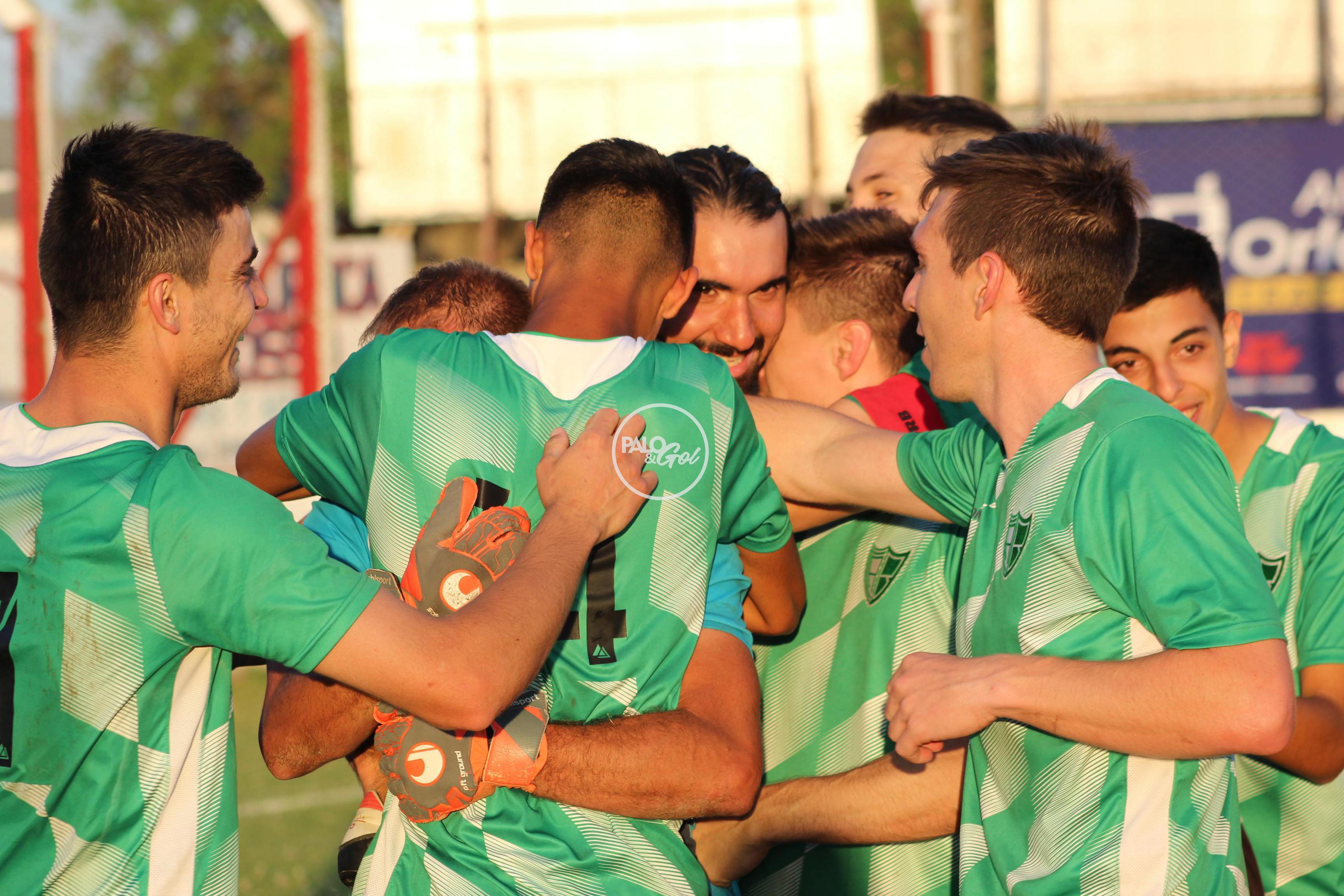 Brown de San Vicente derrotó a Ferro por penales y es finalista - PaloyGol