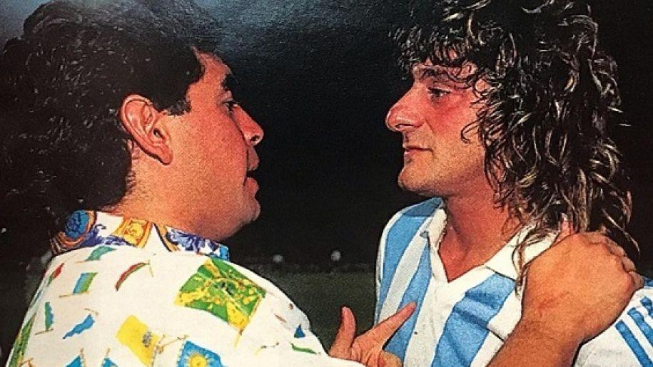 Diego y el Turco García