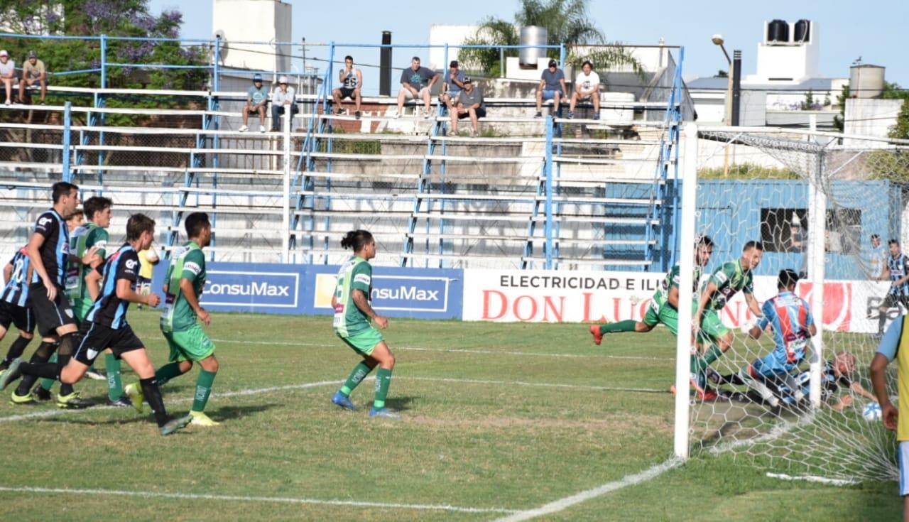 Unión se trajo un punto de Gualeguaychú - PaloyGol