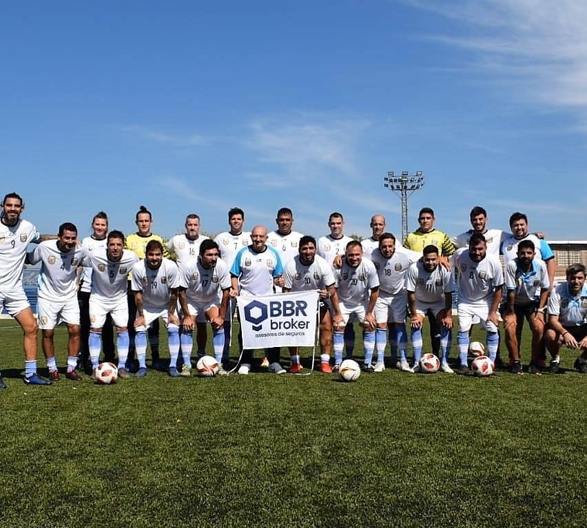 Selección argentina senior